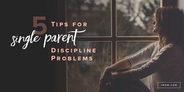 single parent discipline