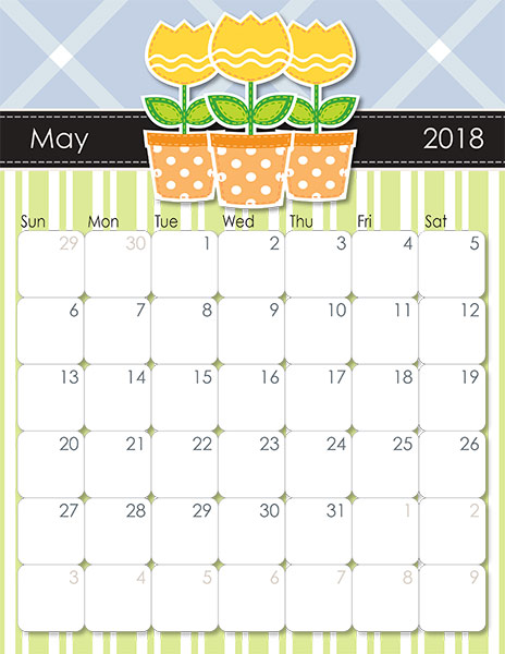 Calendar Girl May Free Read : Imom s whimsical printable calendar