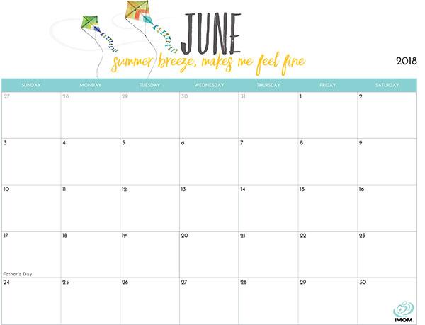 download printable calendar