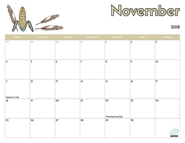 free downloadable blank calendar