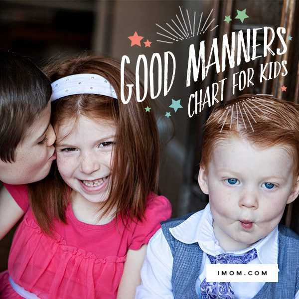 manners reward chart