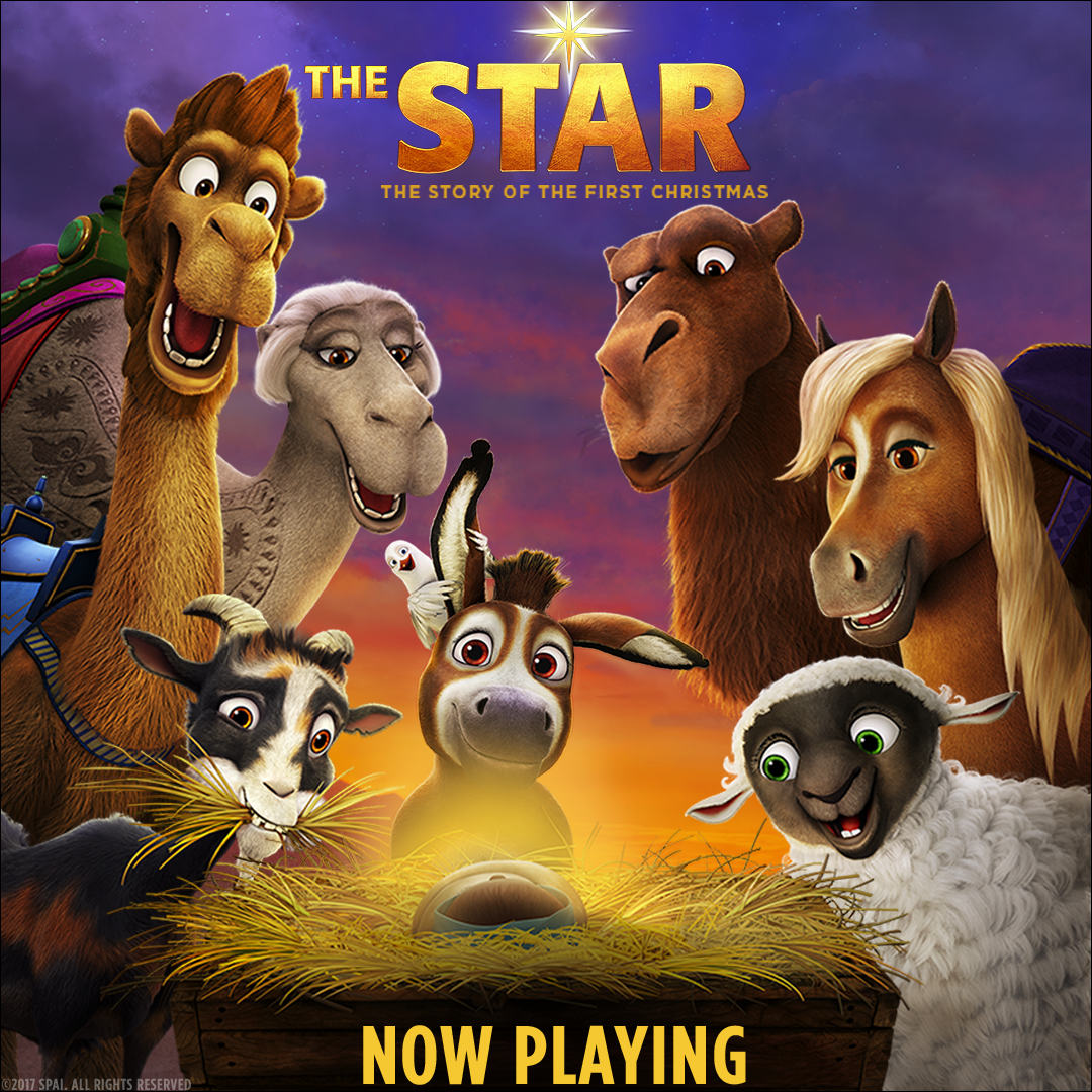 The Star Now Playing