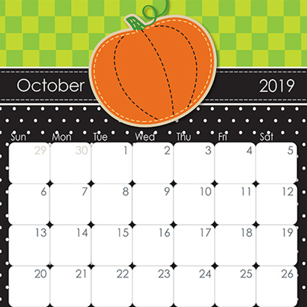 Printable Calendars: 9 Free Editable Calendar Designs for ...