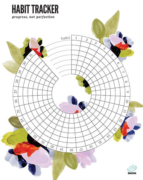 Floral Habit Tracker