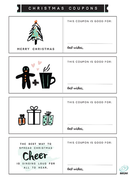 christmas coupons