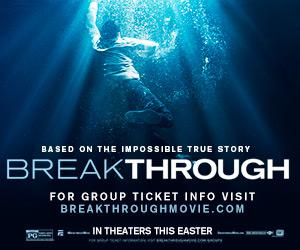 Breakthrough Movie