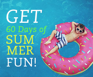 60 Days of Summer Fun!