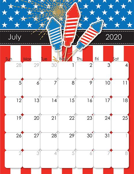 whimsical printable calendar  moms imom