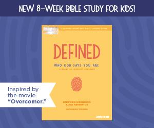 Defined Kids Bible Study