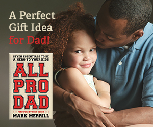 All Pro Dad book gift idea