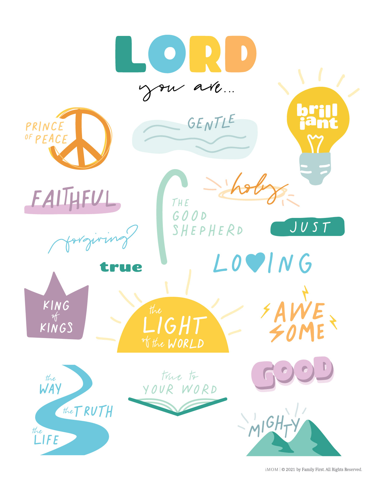 how to praise God