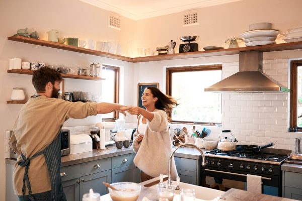cooking with your spouse
