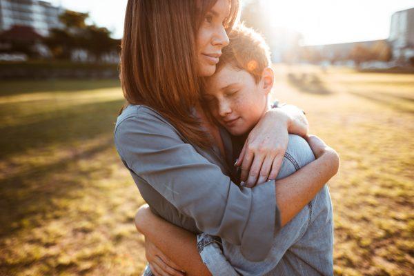 kids of divorced parents