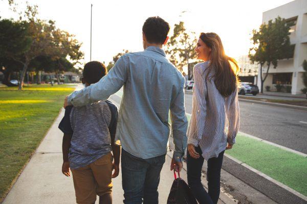 being an adoptive parent