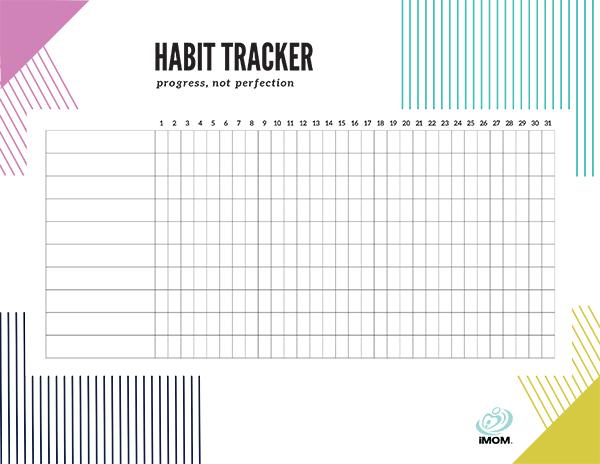 goal setting tools habit tracker