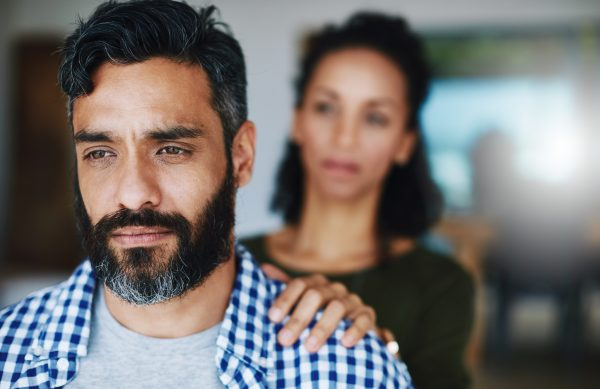 How to Talk to Your Husband About Being Unhappy