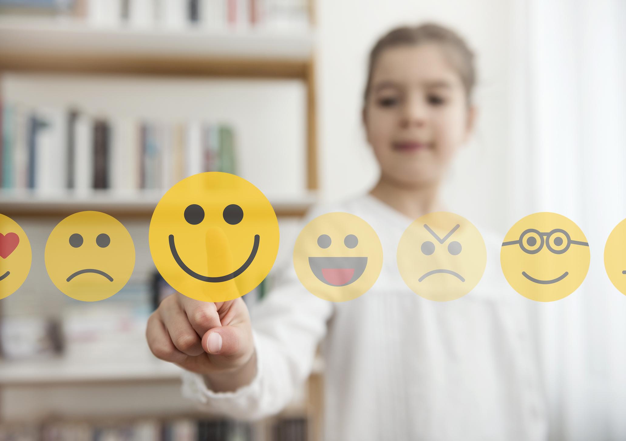 8 emotions
