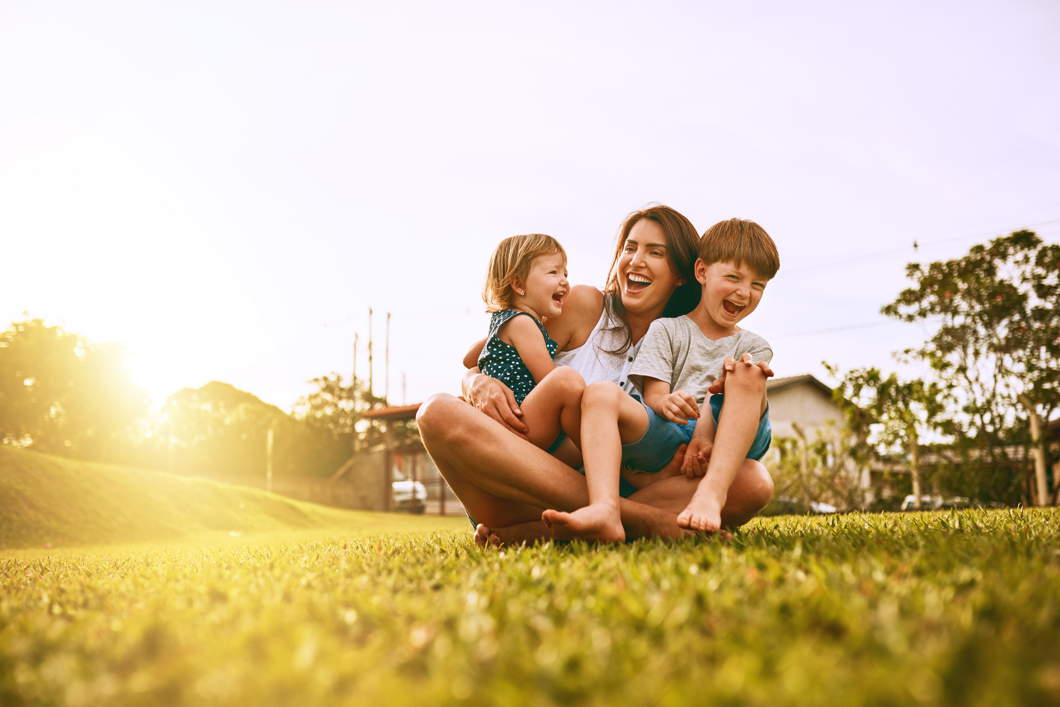 raising a child as a single mother