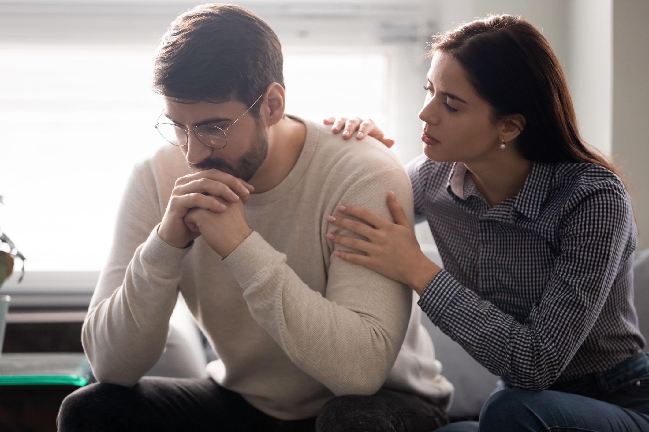 how to help my husband with stress
