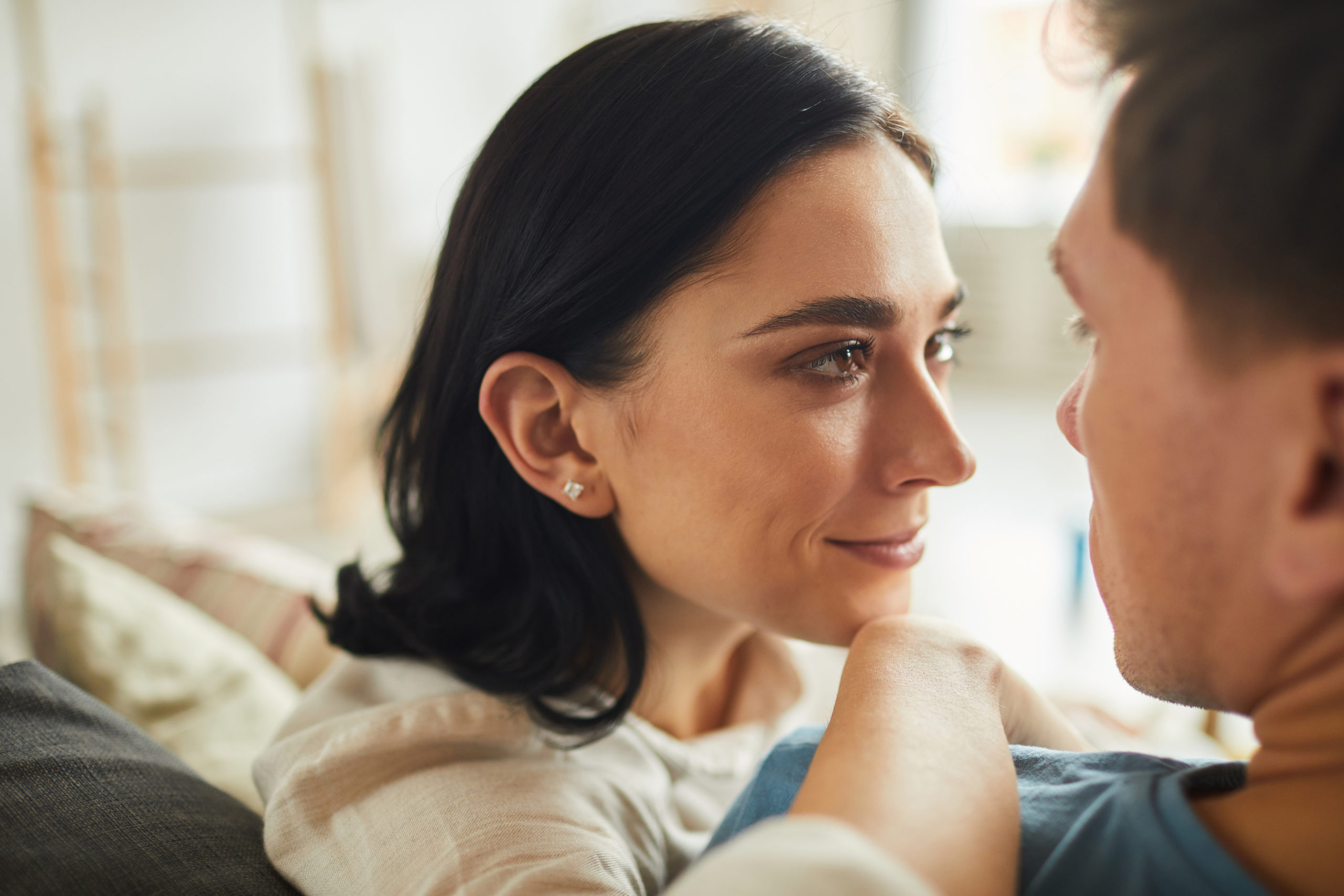 how to be more open in a relationship