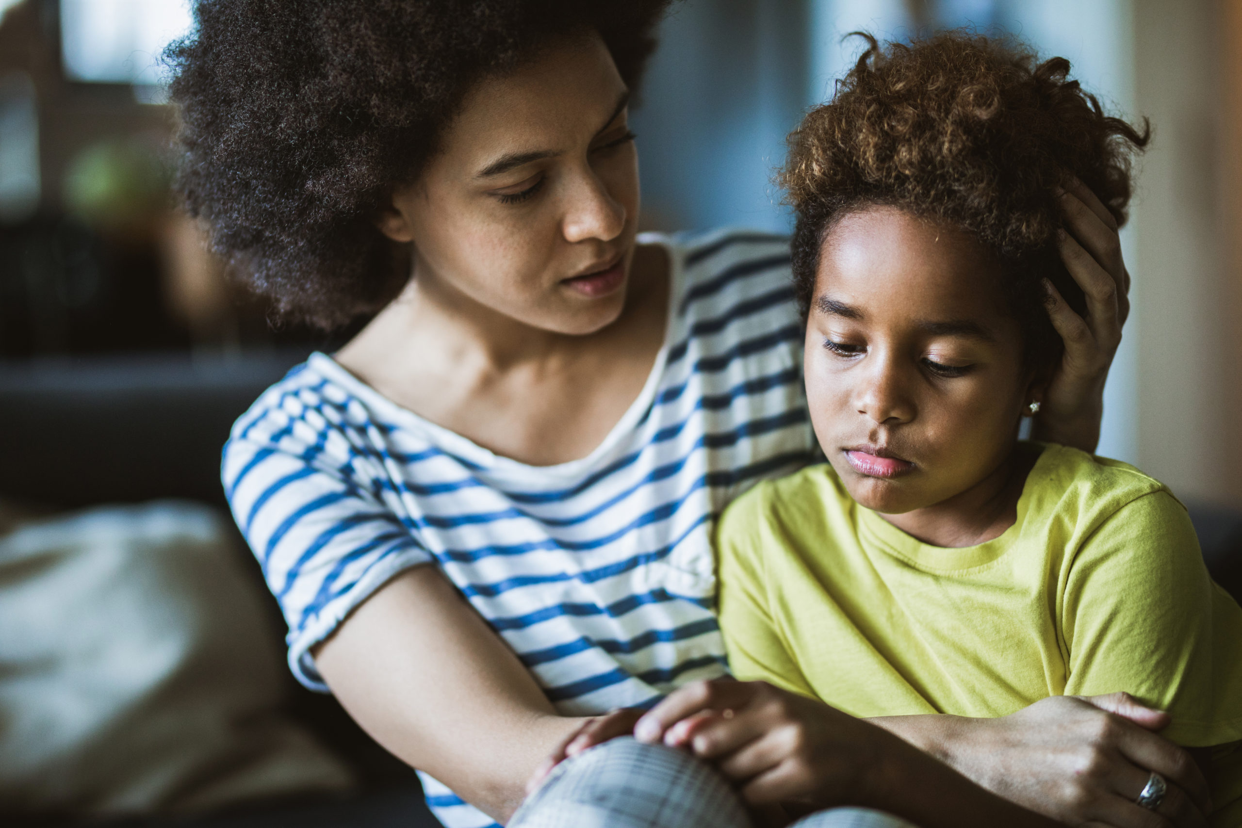 how do you know if your child is hiding something
